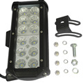 1pc 7Inch 36W LED Work Light Bar for Indicators Motorcycle Driving Offroad Boat Car Tractor Truck 4x4 SUV ATV Flood
