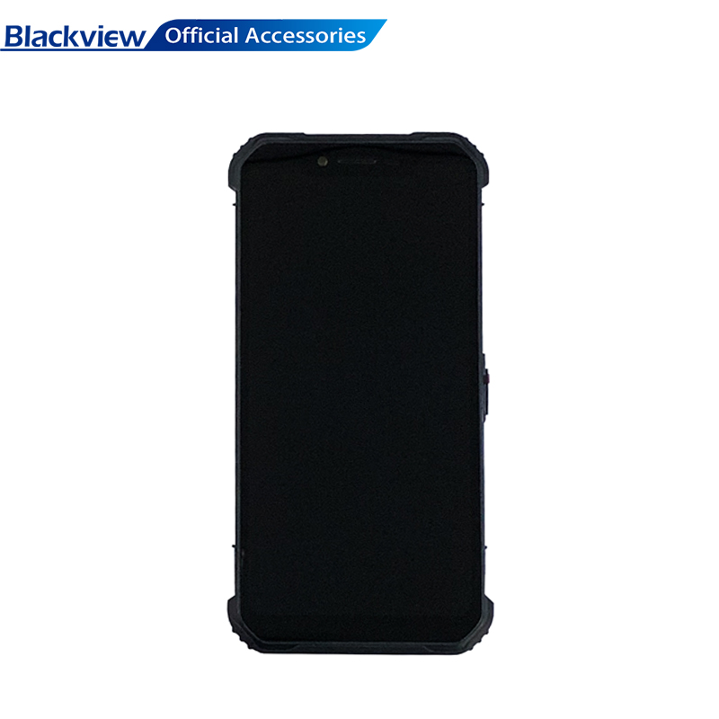 Blackview Original LCD Screen TP Display for BV9600Pro Blackview Digitizer Assembly With Frame Repair Parts for