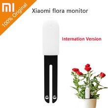Authentic Worldwide Model Xiaomi Mi Flora Monitor Digital Crops Grass Flower Care Soil Water Mild Good Tester Sensor