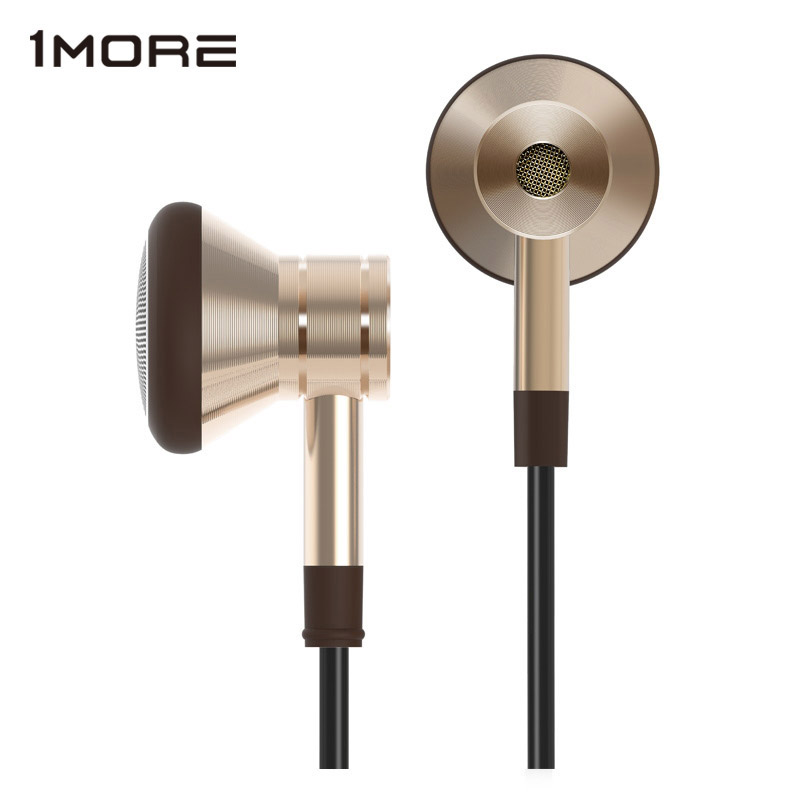1More Piston Pod Earbud Earphone Headset with Remote Mic Retail Box for Xiaomi N