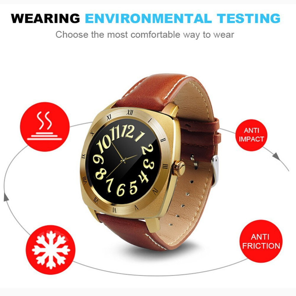 Bluetooth Smart Watch Android Smartwatch Waterproof Heart Rate Smart Electronics Watch for Samsung Galaxy Note 5 4 3 2 edge A8