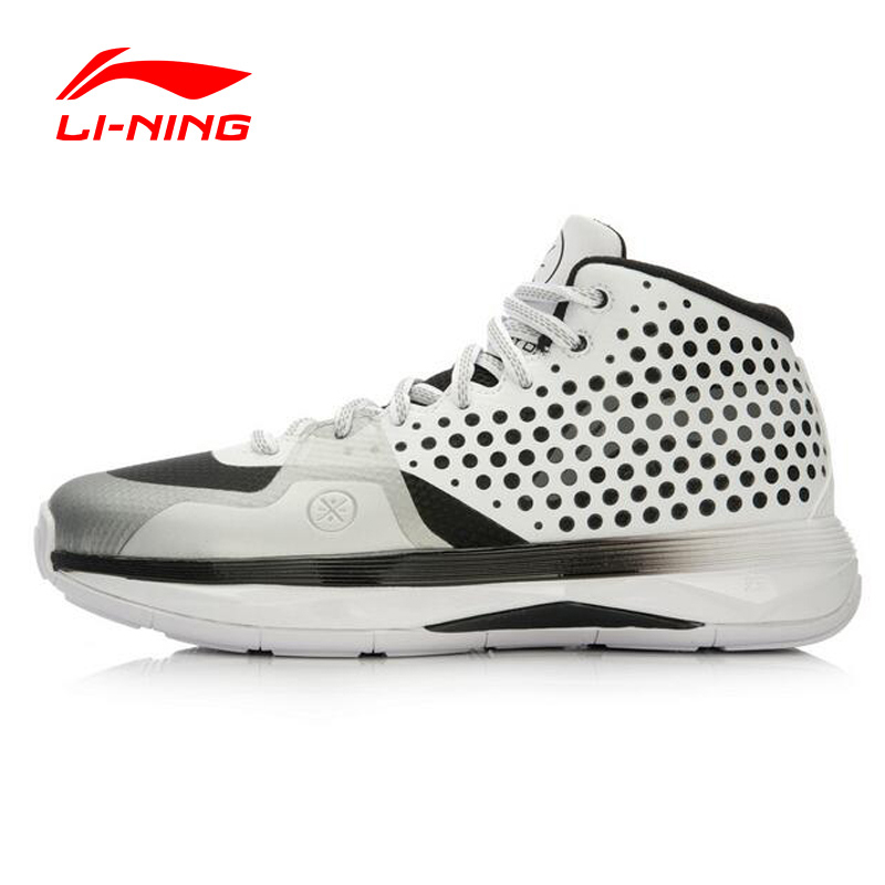 Li-Ning Men Wade Professional Basketball Shoes Stability Cushioning Sneakers Dot Breathable Sport Shoes ABAL027 XYL093