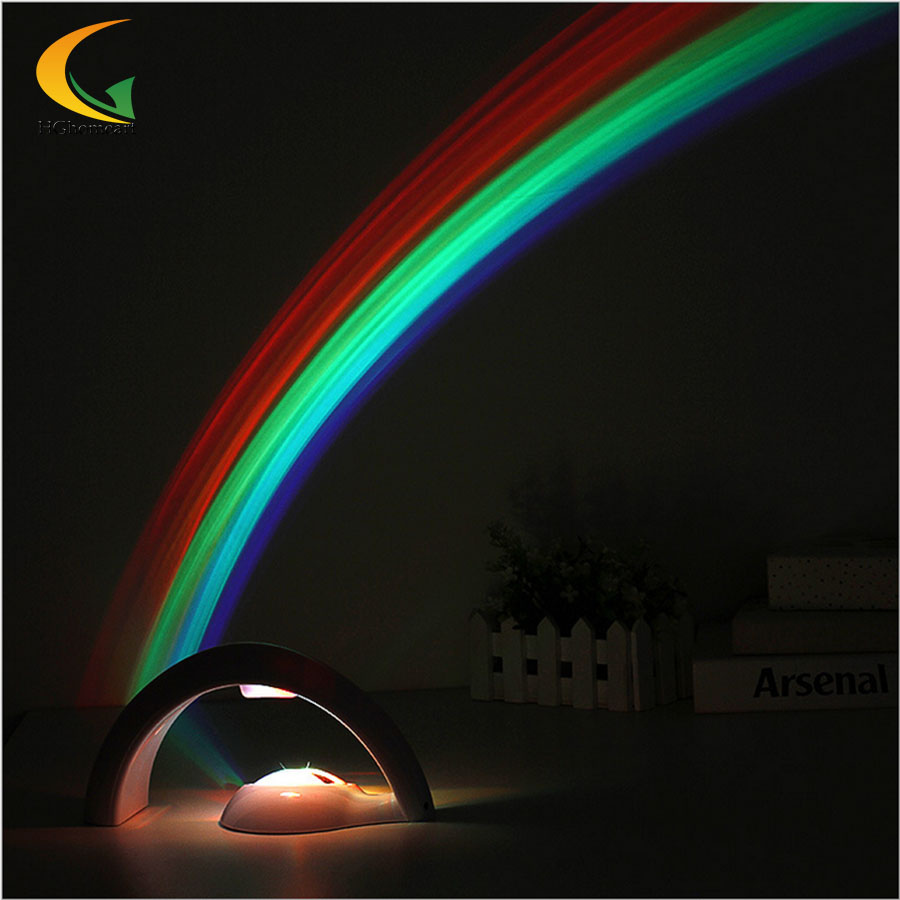 Led Lights Rainbow: Online Buy Wholesale Projection Night Light From China