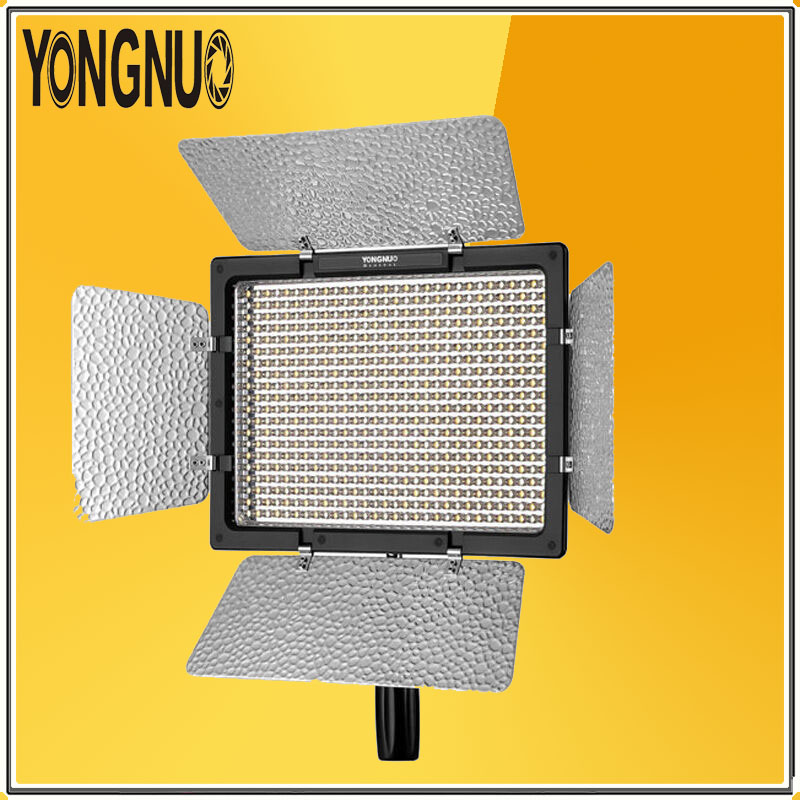 YONGNUO <font><b>YN600L</b></font> <font><b>II</b></font> YN600 <font><b>II</b></font> 3200K-5500K LED Video Light Panel 2.4G Wireless Remote Control by Phone App for Interview Camcorder image