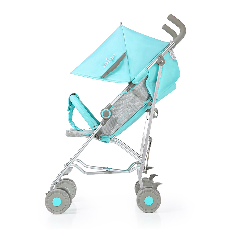 Mige Baby Stroller Four Seasons use Folding Umbrella Sitting And Lying Carriage литвинова а литвинов с кот недовинченный