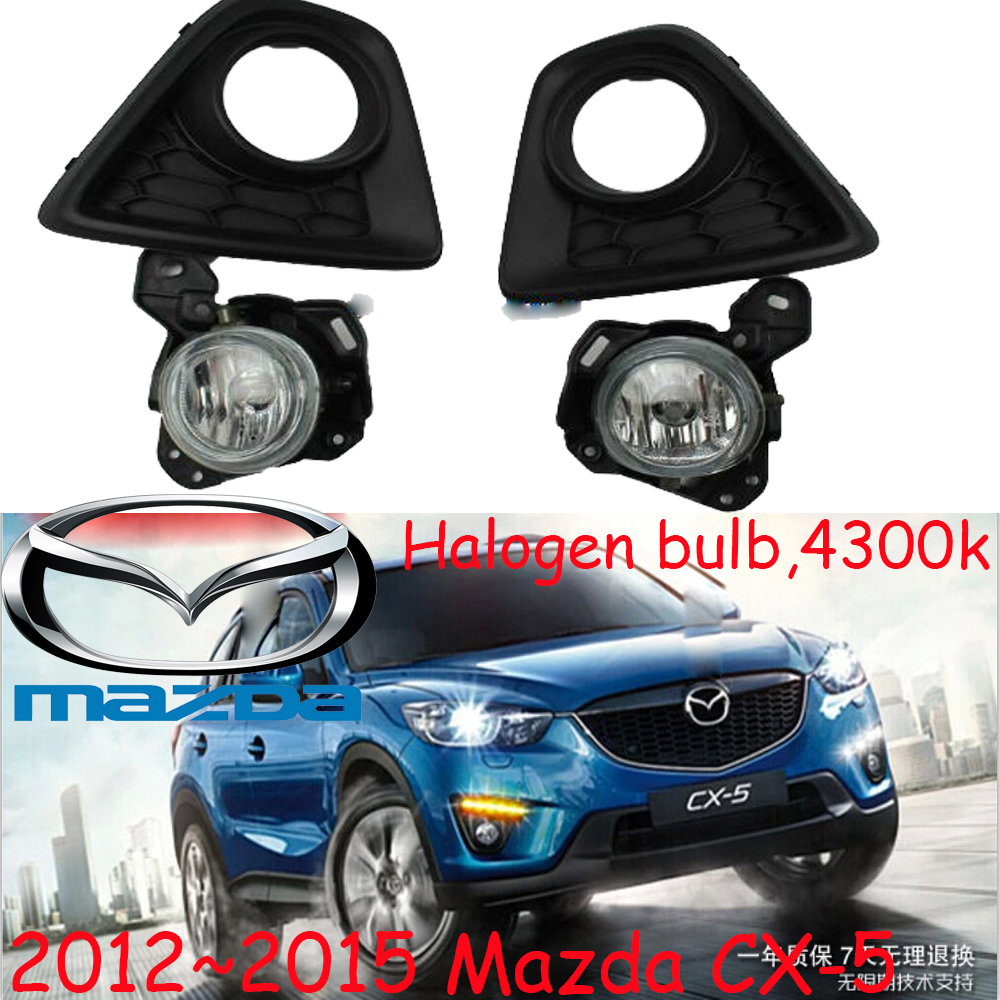 2013~2015 Mazd CX-5 fog light,Free ship!halogen,CX-5 headlight.4300K,Atenza headlight,MX-3,CX-3,CX-5,axela,CX-5 day lamp mazd6 atenza taillight sedan car 2014 2016 free ship led 4pcs set atenza rear light atenza fog light mazd 6 atenza axela cx 5