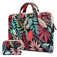 New Colorful Leaves13 3 Inch Laptop Sleeve Bag Fabric Cover Protective Bag Carrying Case For Ultrabook