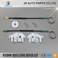 JIERUI Window Regulator Repair Kit 4/5 Front Right Side Door For Peugeot 406 1995-2004