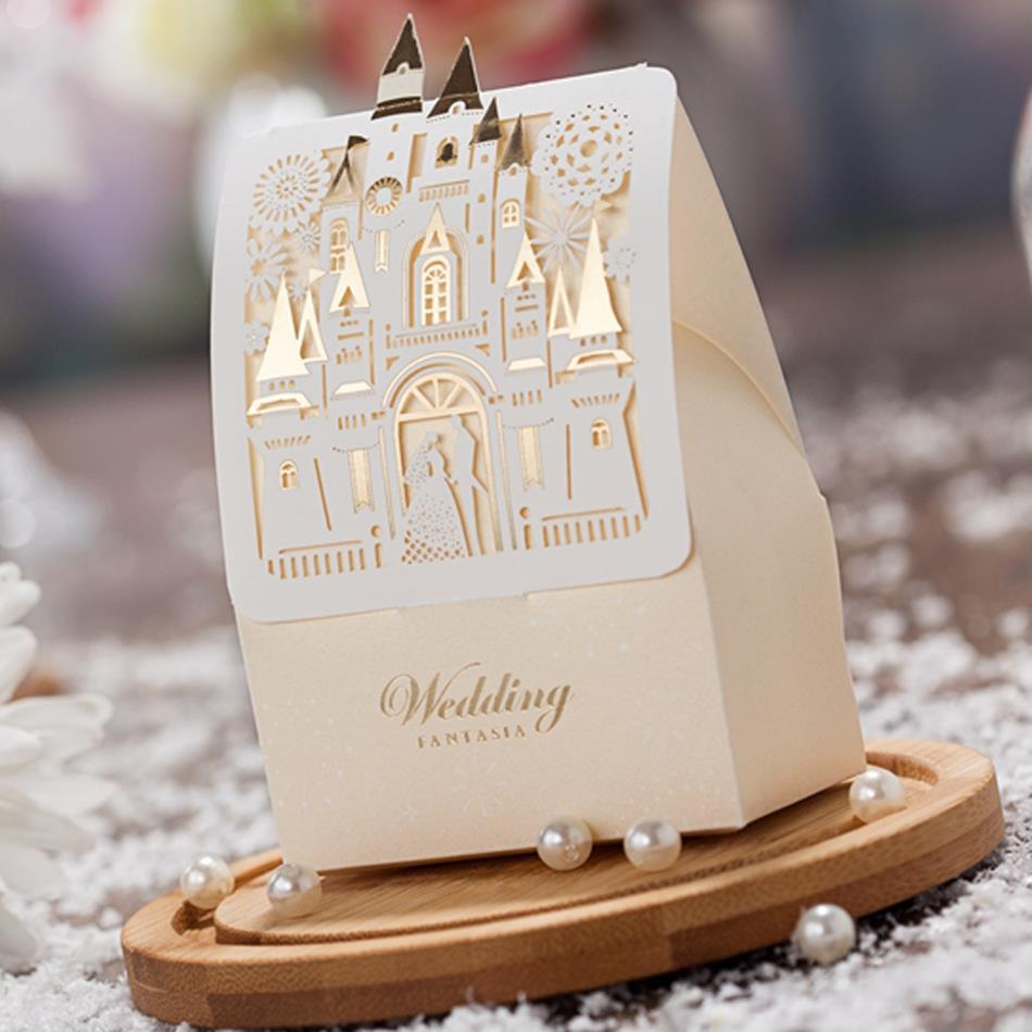 Laser Cut Wedding Candy Favor Gifts Favour Boxes 5093 Matching ...