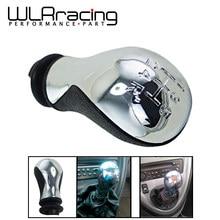 Wyścig WLR-5 prędkości instrukcja gałka zmiany biegów do samochodu dla Citroen C5 2001-2008 Xsara Picasso 1999-2008 WLR-GSK98