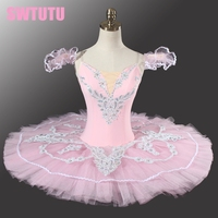 2014 New Arrival Blue Swan Lake Ballet Costumes Girls Dance Costumes Performance Professional Ballet Classical Tutu