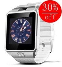 Smart Uhr mit Kamera Uhr Mit Sim Einbauschlitz Push-nachricht Bluetooth-konnektivität Telefon Besser Als DZ09 Smartwatch