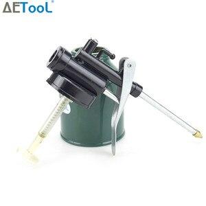 Image 4 - AETool 250ml Paint Spray Gun Oil Pump Cans Oiler Hose Grease Machine For Lubricating Airbrush Tools Lubricator Repair Diy Kit