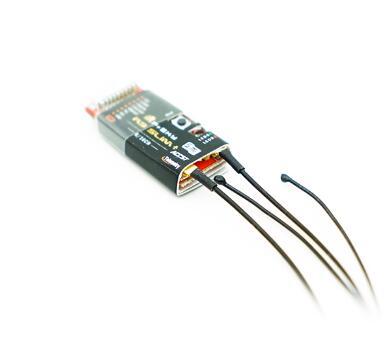 FrSky R9 Slim+ R9 Slim Plus mini receiver 900MHz ACCST 6/16CH Long Range Telemetry