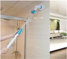 2017 мощность пылесоса ванной плитка мощность пол Cleaner кисть mop скрабы чистой спин Turbo скраб ванна кисти