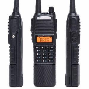 Image 3 - Baofeng UV 82 Plus talkie walkie 8W puissant 3800mAh batterie cc étendue UV82 double émetteur récepteur Radio bande PTT jambon Amateur UV 82