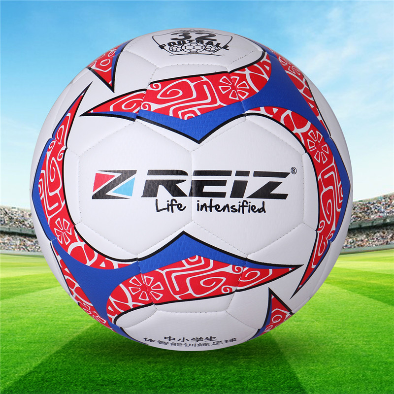 Reiz 4004 High Quality Official Size 4 Standard PU Soccer Ball Training Football Balls Indoor&Outdoor Training ball Net Needle ...