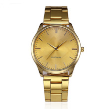 OTOKY Fashion Watch Men Women Crystal Stainless Steel Analog Quartz Wrist Watch relogio Reloj 2017 Dignity May03