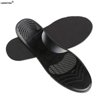 Silicone Insoles Sports Running Insoles Shock Absorption Elastic Foot Pad Orthopedic Flat Foot Arch Support Anti