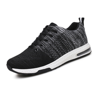 2017 Men Sneaker Running Shoes Lightweight Sneakers Breathable Mesh Sport Shoes Jogging Footwear Walking Athletics lace up Shoes