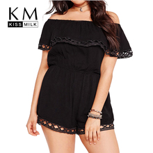 Kissmilk Women's Plus Size Jumpsuit