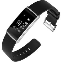 Новый N108 Смарт Браслет сердечного ритма Мониторы смарт-браслет Фитнес трекер Приборы для измерения артериального давления smartband для IOS Android 35