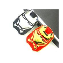Metal Iron Man Ironmen Emblem Badge Sticker