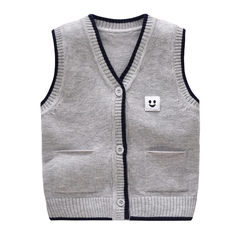 Casual-Baby-Sweater-Knit-Cotton-Boys-Vest-Sleeveless-V-Neck-Newborn-Baby-Sweater-For-Boys-Spring-Autumn-Baby-Boys-Clothing-6-18M-1