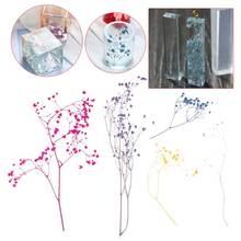 1 коробка наполнитель для цветов из эпоксидной смолы