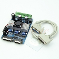 TB6560 3 Axis CNC 3 5A Stepper Motor Driver Controller Board NEW Y122