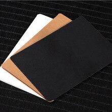 Blank-Cards Kraft Folding Retro Super-Thick 10pcs/Pack Words 14x9cm DIY Creative