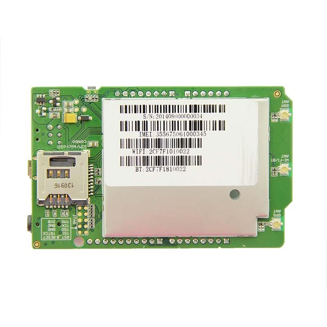 8 in 1 For LinkIt ONE universal MCU development board, GSM/GPRS/WIFI/BLE/GPS/SD