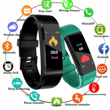 Fitness Bracelet IP68 Waterproof Dynamic Heart Rate Blood Pressure Monitoring LEMFO Fitness Tracker Smart Bracelet for Men Women(China)
