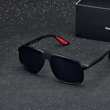 2019 New pattern HD Polarized Sunglasses Men  Driving Brand Design Sun Glasses Man Mirror Retro High Quality Sunglass Goggles