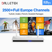 Android Tv Box Leadcool Android 4 4 Wifi 512M 8G Include One Year Iudtv 900 Channels