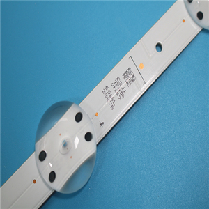 """Image 4 - Led תאורה אחורית 1 סט = 5 חתיכות סונג WE1 55V0 E74739 94V 0 43 """"V17 ART3 2867 Rev0.3 1 10 נוריות 85cm"""