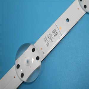 "Image 4 - Đèn Nền LED 1 Bộ = 5 Miếng Sung WE1 55V0 E74739 94V 0 43 ""V17 ART3 2867 Rev0.3 1 đèn LED 85 Cm"