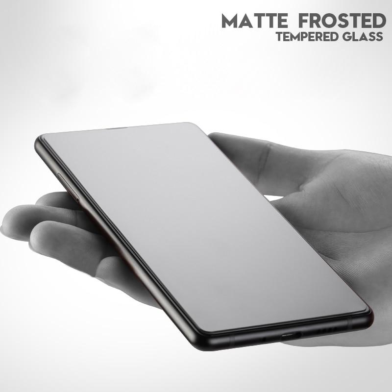 Satety-Glass Protective-Film Matte Xiaomi Redmi Screen-Protector A2-Lite Note-4x