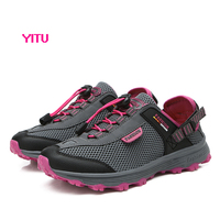 Women S Aqua Shoes High Quality Sport Shoes Colorful Athletic Sports Shoes Water Trekking Shoe Free