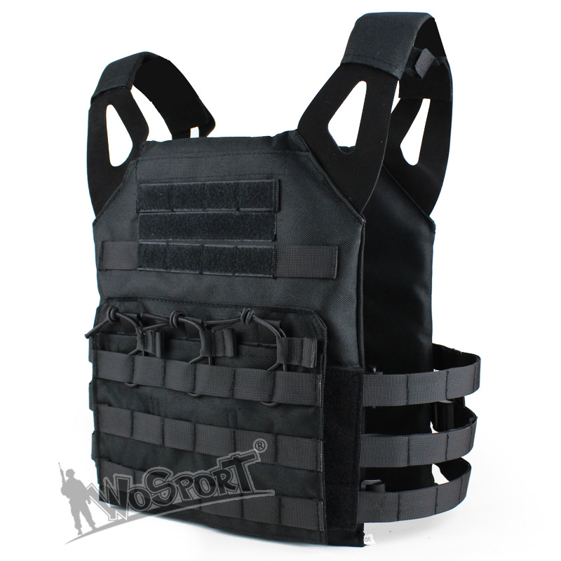 Outdoor Military Tactical CS amphibious Hunting Vests CS War Field Army Combat Tactical Hunting Vest multicolor JPC Hunting Vest