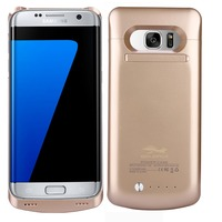 5200mAh Battery Case For Galaxy S7 Edge External Battery Backup Charger Case Cover Pack Power Bank