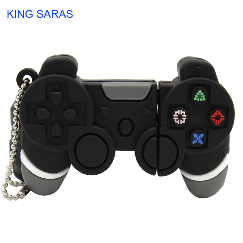 KING SARAS Creative Electronic Gamepad Model Usb2.0 4GB 8GB 16GB 32GB 64GB  USB Flash Drive Pendrive