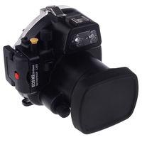Waterproof Underwater Housing Camera Housing Case for canon EOS M2 18 55mm Lens Meikon