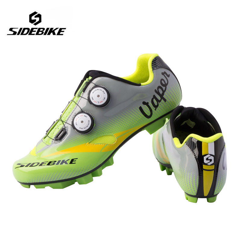 Sidebike New Cycling Shoes Breathable Non-Slip MTB Bike Shoes Self-Locking Lightweight Zapatillas Ciclismo Racing Bicycle Shoes sidebike mens road cycling shoes breathable road bicycle bike shoes black green 4 color self locking zapatillas ciclismo 2016