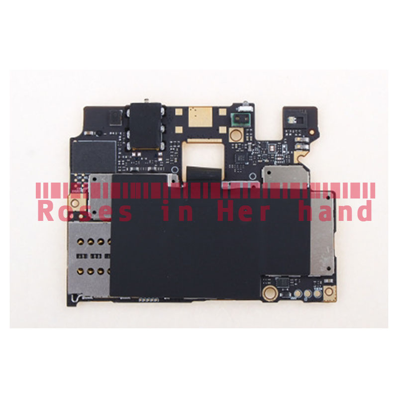 Lovain Logic Redmi For Xiaomi Note3-Note 3-Pro/mtk 16GB Circuit-Board Unlocked Full-Working