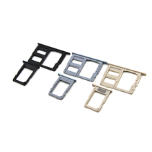 SIM Card Tray Holder Micro SD Card Slot Holder Adapter for Samsung Galaxy J3 J5 J7 2017/J330 J530 J730F