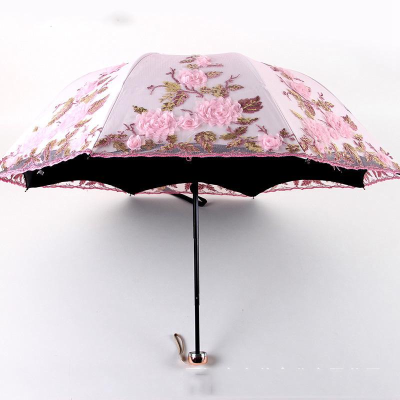 Three-folding-female-double-embroidered-embroidery-umbrella-sun-umbrella-umbrella-sunshade-sunscreen-UV-rain-and-dual (2)