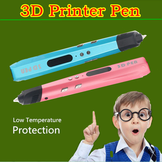 Birthday Gift Latest Authentic 3D Print Pen Add 1 75mm PCL USB POWER BANK Or Adapter