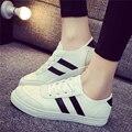 Мода женщины плоские туфли летние низкой холст плоские туфли женщин дышащий зашнуровать Женщин повседневная обувь F0024