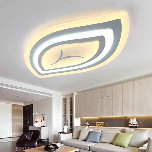 Moderno LED Lampadario Per soggiorno Apparecchio di Lustro Sala da ...